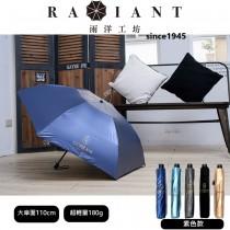 【雨洋工坊x極度輕量系列】大傘面輕量手開傘(買一送一)