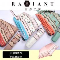 【雨洋工坊x極度輕量】蜜糖水玉手開傘
