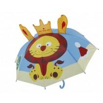 【雨洋工坊x造型童傘】獅子