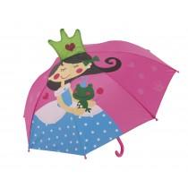 【雨洋工坊x造型童傘】青蛙公主