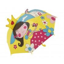【雨洋工坊x造型童傘】城堡公主