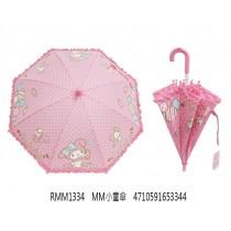 【雨洋工坊x三麗鷗家族】 正版授權小童傘 美樂蒂-60公分